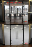 Vidro inteligente para escritório removível paredes divisórias