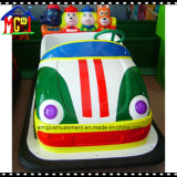 Cartoon Driving Car para parque de diversões Kids Racing Car