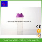 бутылка трасучки Shake протеина бутылки 600ml пластичная
