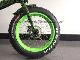 20 pulgadas de grasa plegable bicicleta eléctrica de litio para la diversión
