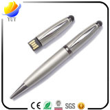 Firmenzeichen-Metall-USB-Feder-förderndes Geschenk anpassen