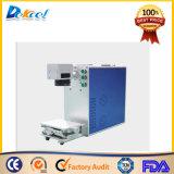 Tableau portatif d'up-Down de machine de gravure de laser d'inscription de laser de la fibre 10W de la Chine