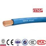 Type câble souple isolé par PVC de H07V-K