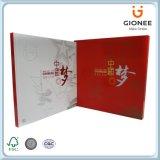 引くことボックス印刷サービスの印刷を用いる切手帳