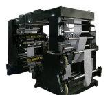 6 stampante di plastica di Flexo del rullo della ciotola del documento della pellicola del PVC di colori BOPP