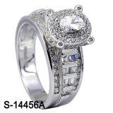 Monili di qualità superiore dell'anello dell'argento sterlina del modello 925