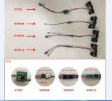 Bluetooth drahtloser Magnetkarten-Leser des Radioapparat-Msr009 mit unterbrochenem Schlag-Support für volle 3 Spuren 3mm kleinstes Magstrip Maghead Bt009