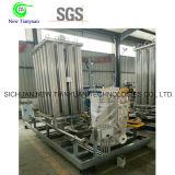Pacchetto Pattino-Montato regolante la pressione della strumentazione del gas dell'unità
