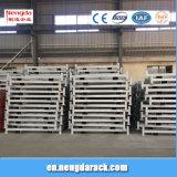 Racks d'entrepôt pile pile Rack étagères en acier
