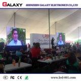 쇼, 단계, 회의를 위한 풀 컬러 옥외 P4/P5/P6 임대 LED 스크린