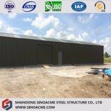Meilleur Prix de l'Afrique préfabriqué entrepôt agricole de Fabrication en acier de structure