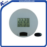 Электронный маштаб кухни домочадца с температурой и Humidty часов