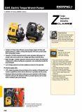 De zu4t-Reeksen van Enerpac, de Elektrische (Klassieke) Pompen zu4204te-Q (pro-Serie) zu4204be-Q van de Torsie van de Moersleutel