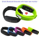 심박수 모니터 (ID107)를 가진 Bluetooth 지능적인 소맷동