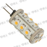 lámpara 1.0W (G4 LQ) de 15PCS SMD LED