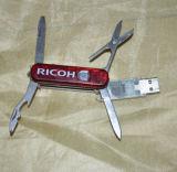Многофункциональный швейцарский нож флэш-накопитель USB