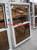 Aluminiumfenster-Doppeltes hing Fenster