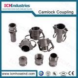 Aço inoxidável //Latão Alumínio/PP/acoplador rápido da mangueira de Nylon