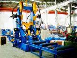 3 In1 faisceau ligne verticale automatique de machine de Cuuting/soudure/Assemblée
