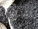 Черная резиновая гранулы для наполнения в искусственных травяных поле (RM2-3)
