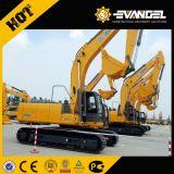 escavadora de rastos 1.2cbm Xcm Xe260c 26T