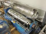 Centrifugadora espiral horizontal de la descarga de la producción grande Lw550*1900