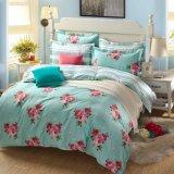 Produtos têxteis 100% algodão roupa de cama de alta qualidade para Home/Hotel Consolador Edredão cobrir extras definidos