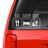 De UV Bestand Stickers van de Auto