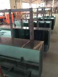 Piano o portello di vetro Tempered di sicurezza di Curvd con il certificato del CE