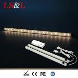 Nightlight rígido portable de las ventas LED de la luz caliente del listón