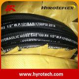 Le flexible hydraulique R5/flexible d'huile de caoutchouc /flexible haute pression/flexible en caoutchouc