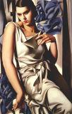 Peinture à l'huile de Lempicka - 04