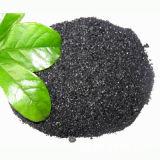El potasio Humate fertilizantes un 65% de ácido húmico 100% soluble en agua K Humate