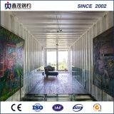Het PrefabHuis van uitstekende kwaliteit van de Verschepende Container van het Staal met Toilet