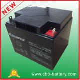 bateria acidificada ao chumbo do AGM de 12V 42ah para a iluminação Emergency
