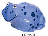 소리 (FG61133)를 가진 Froggy 동전 은행