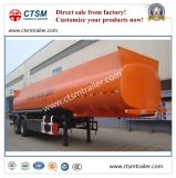 2-as 42cbm de Semi Aanhangwagen van de Olietanker van /Crude van de Benzine/van de Aardolie