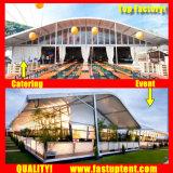 結婚式200の人のSeaterのゲストのための明確なArcumの玄関ひさしのテント