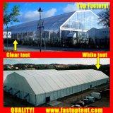 Polygon-Dach-Festzelt-Zelt für temporäre Werkstatt an Größe 35X60m 35m x 60m 35 durch 60 60X35 60m x 35m