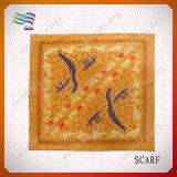stampa su ordinazione di 110*110cm sulle sciarpe quadrate di seta
