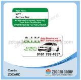 O cartão de microplaqueta o mais atrasado do PVC do costume Ntag213