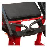 Apparatuur van de Bouw van het Lichaam van de Gymnastiek van de Geschiktheid van de Krul van de Bicepsen van de hamer de Sterkte Gezette