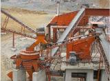 Песок делая завод, производственную линию песка, завод по обработке песка, линию Pricessing песка