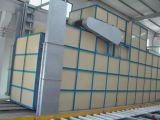 Ligne de bonne qualité fours en aluminium