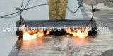 Incendié-bitume sur demande une membrane étanche 4mm surface minérale