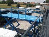 Gerbeur hydraulique de véhicule de ciseaux pour le garage