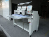 Commerical 2ヘッド12カラー刺繍デザイン機械