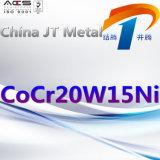 De nikkel-Basis van Cocr20W15ni de Pijp van de Plaat van de Staaf van de Legering in Uitstekende Kwaliteit en Prijs