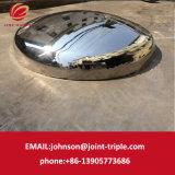 02-11 specchio dell'acciaio inossidabile che lucida la testa della parte inferiore piana del grado di ASTM