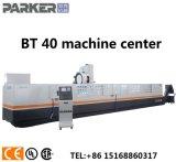 Perfil de aluminio pesado centro de la máquina de corte de molienda Perforación